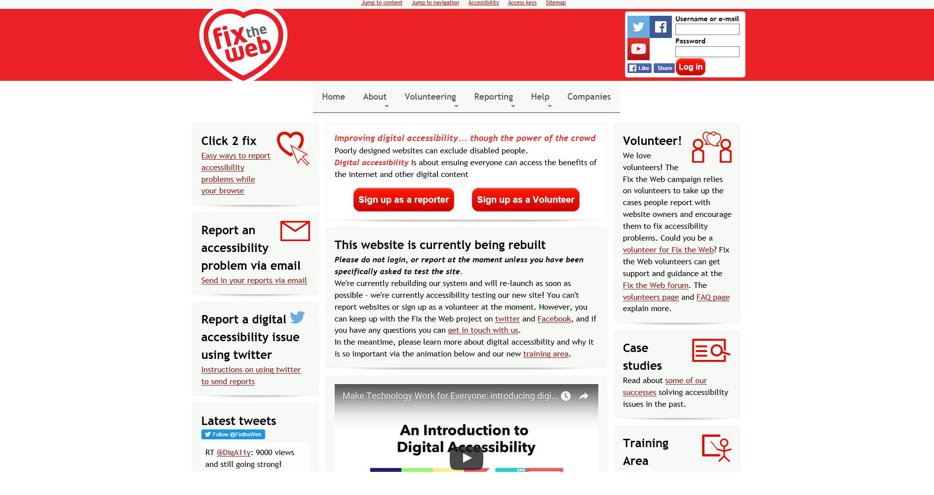 Citizens Online - Fixtheweb.net